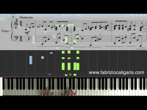 How Deep Is Your Love - piano cover, tutorial, PDF