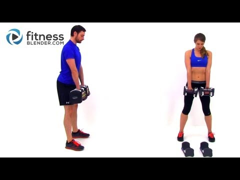 Butt and Thigh Workout for a Bigger Butt - Lower Body Workout for a Round Butt and Toned Thighs