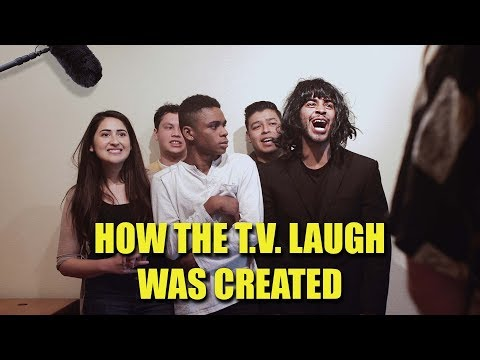 How the TV Laugh was Created | David Lopez