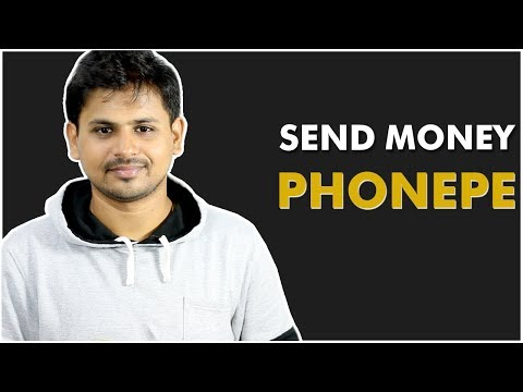 How To Transfer Money using PhonePe App?