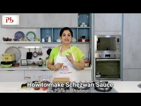 How to make Schezwan Sauce