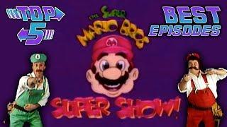 Top 5 Best Super Mario Bros Super Show! Episodes