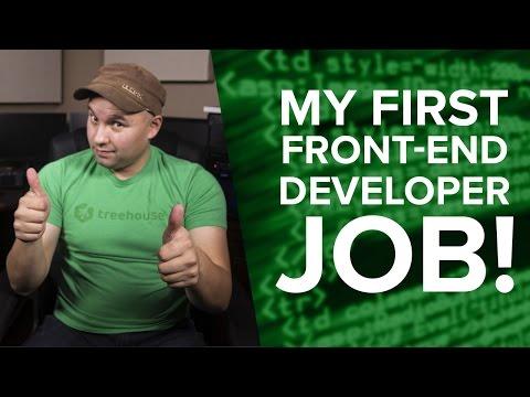 Got My 1st Web Developer Job! No CS Degree Required.