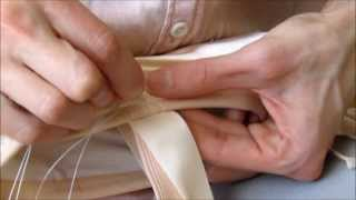 Pointe Shewzzzz-- How to Sew Pointe Shoes with Allison DeBona
