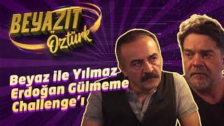 Download Beyaz ile Yılmaz Erdoğan Gülmeme Challenge'ı Video