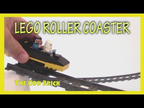 LEGO Roller Coaster #1