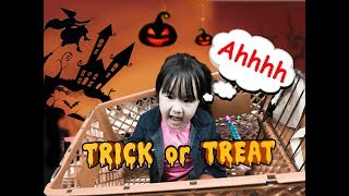 Scary Baby Trick or Treating Halloween Costumes Hunt 2017 Spooky Fun For Kids Children and Toddlers