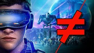 Ready Player One - What