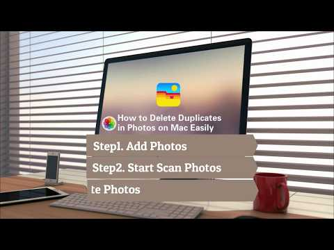 Delete Duplicate in Photos on Mac -How to Do it Easily (3-Steps)-2018