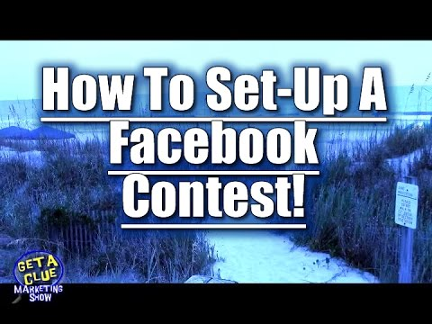 Facebook Social Media Contest