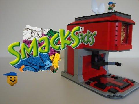 LEGO Smacks Cereal Machine [COOL]