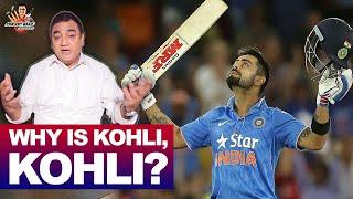Why is Kohli, Kohli?   Virat Kohli Pink Ball Century & Presser   Cricket Baaz with Waheed Khan