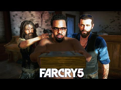 Far Cry 5 Part 38 - The Atonement, Wrath and The Quality Of Mercy Quests (John Seed Defeated)