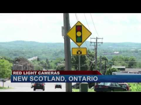 Red light cameras to go live at two more intersections in Albany