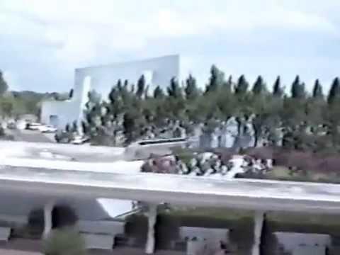 Monorail - EPCOT Center
