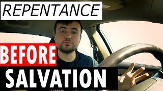 Repentance BEFORE Salvation | Holiness Preaching and Sermons 2017