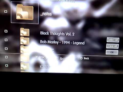 how to put videos,pictures,and music on your ps3