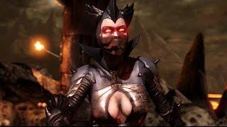 Mortal Kombat X - Kitana Dark Empress Ladder Walkthrough and Ending