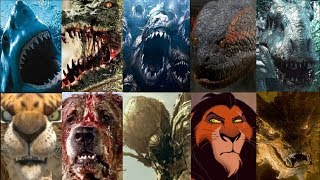 Defeats Of My Favorite Animals Killers Villains