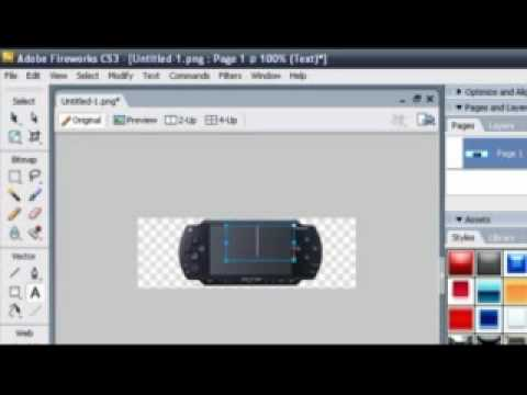 how to make your own bootlogo for your psp How to make your own custom psp theme / themes PART 3