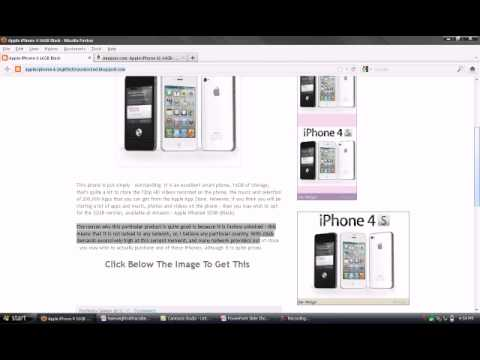 Buy iphone 4 without Contract