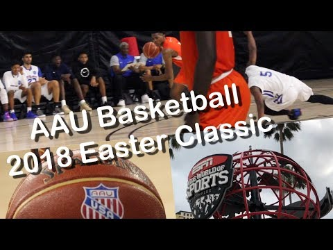 AAU Basketball 2018 Easter Classic Ultimate Mix