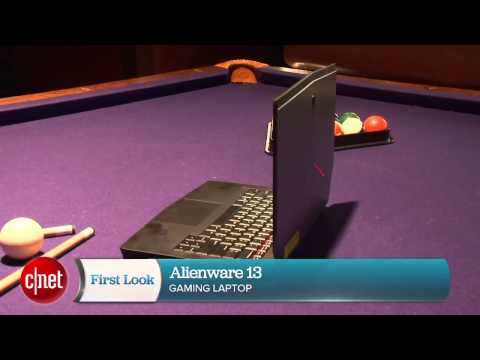 Dell Alienware 13 the smallest and lightest gaming laptop