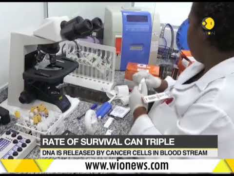 Blood test to detect cancer before symptoms develop