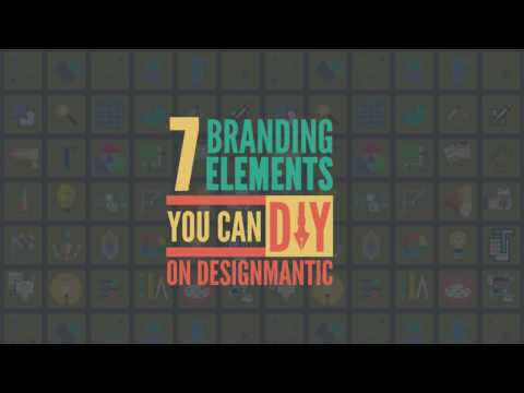 7 Branding Elements You Can DIY On DesignMantic!