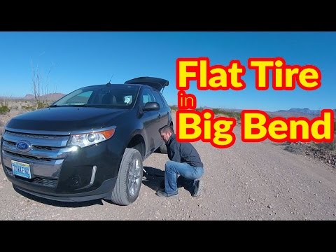 Full Time RV Living | Incredible Santa Elena Canyon in Big Bend | S2 EP003