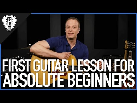First Guitar Lesson For Beginners
