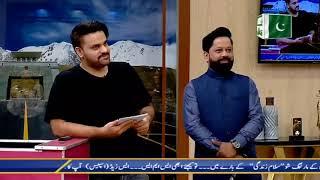 """Faysal Qureshi, Afraz Rasool, Sohail Sameer & Aadi playing """"Ab To Peena Paray Ga"""""""