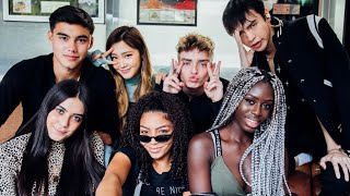 Now United X Pepsi - Recording 'FOR THE LOVE OF IT' (Behind the Scenes)