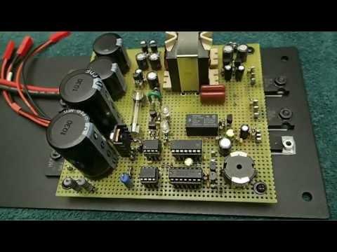 60 kHz Converter/Inverter Design & Testing