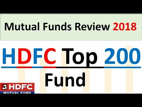 mutual funds Review HDFC mutual funds: HDFC Top 200 Fund |