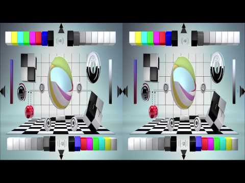 3DTV Test Card Debuts on Sky 3D Channel - TOYin3D