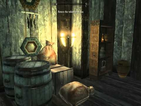 Skyrim - Vex's Sweep Jobs - House of Clan Shatter-Shield