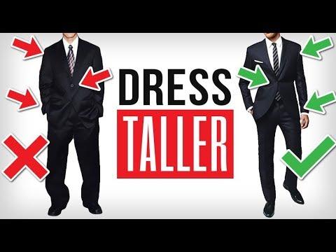 3 Tips To Dress Taller | Style Advice For Short Men