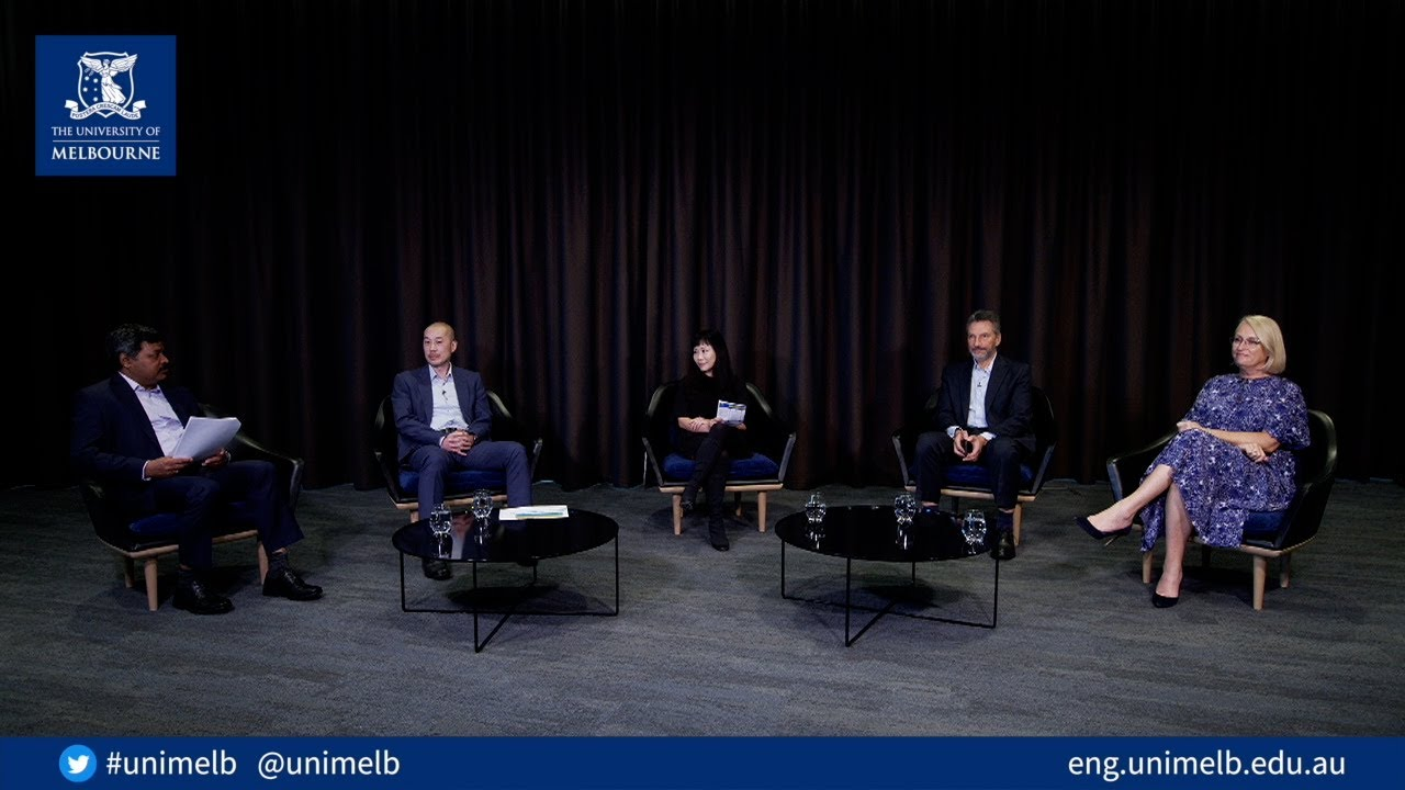Technology to reinvigorate Melbourne