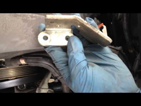 2006 Honda Pilot Alternator Removal