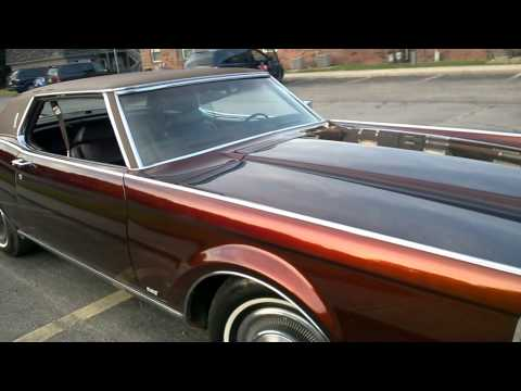 Candy rootbeer 1971 lincoln mark iii