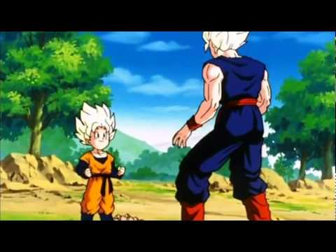 Xxx Mp4 Dragon Ball Z Goten Goes Super Saiyan For The First Time HD 3gp Sex