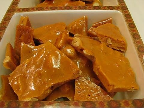Betty's Party Peanut Brittle