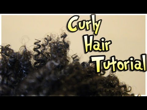 How To Get Natural Curly Hair For Black Men & Women | Shea Moisture
