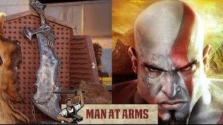 Blades of Chaos (God of War) - MAN AT ARMS