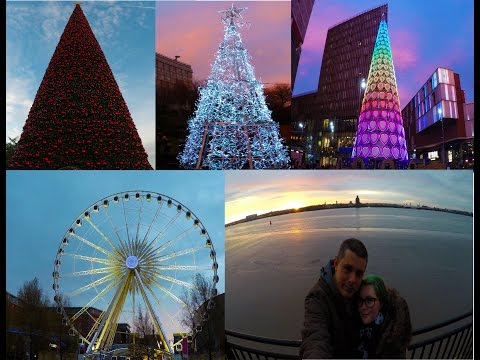 Wirral, Cheshire Oaks & Liverpool One Christmas Tour 11/12/2016