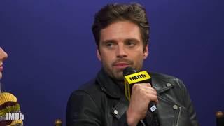 Margot Robbie, Sebastian Stan & Allison Janney Discuss Tonya Harding Controversy | IMDb EXCLUSIVE