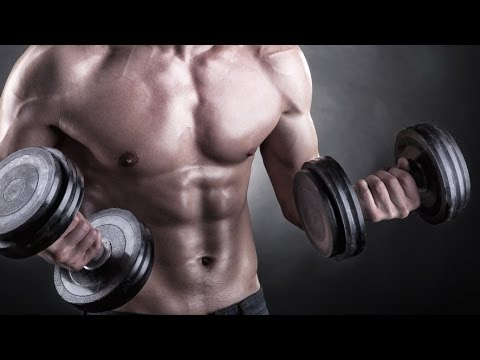 3 Dumbbell Exercises to Build Bigger Biceps