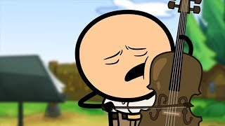 Cello Camp - Cyanide & Happiness Shorts