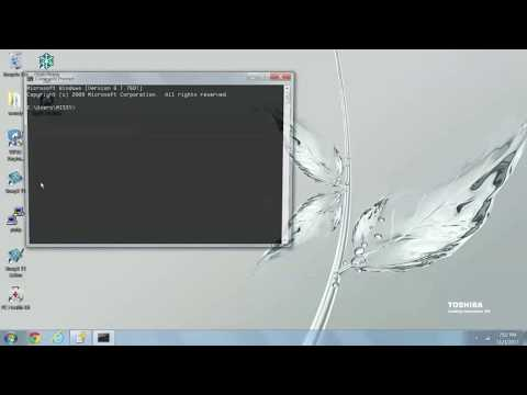 How to Telnet to a Unix server with Windows 7